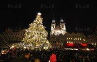 VIDEO: Animación Iluminada del árbol de Navidad con música