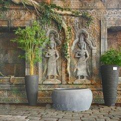 Imitación – Templo Angkor Vat, Camboya, sala de exposición Praga
