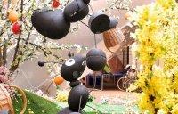 Decoración de primavera, CC Letňany