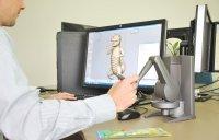 Desktop brazo de modelado